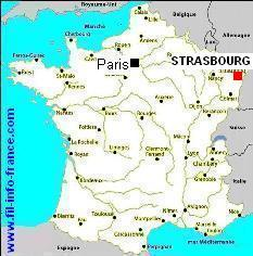 carte de france strasbourg Copy Of Les Serments De Strasbourg   Lessons   Tes Teach